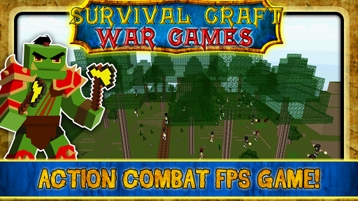 Survival Craft War Games