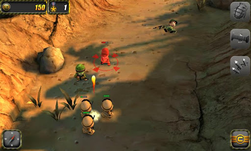 ������ �������� : Tiny Troopers v1.0.4