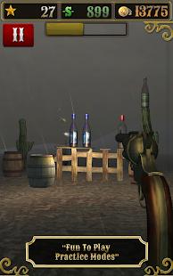 Bounty Hunt: Western Duel Game Screenshot