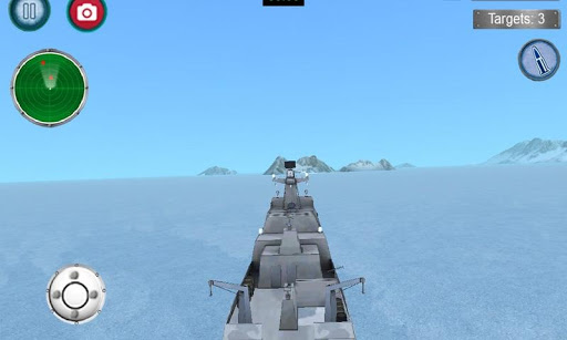 Navy Warship 3D Battle 1.1 1