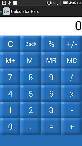 【免費商業App】Calculator Plus-APP點子