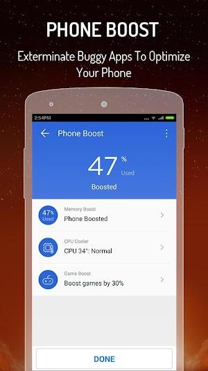 3 CM Speed Booster丨Cache Cleaner App screenshot