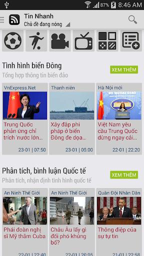 Tin Nhanh EX