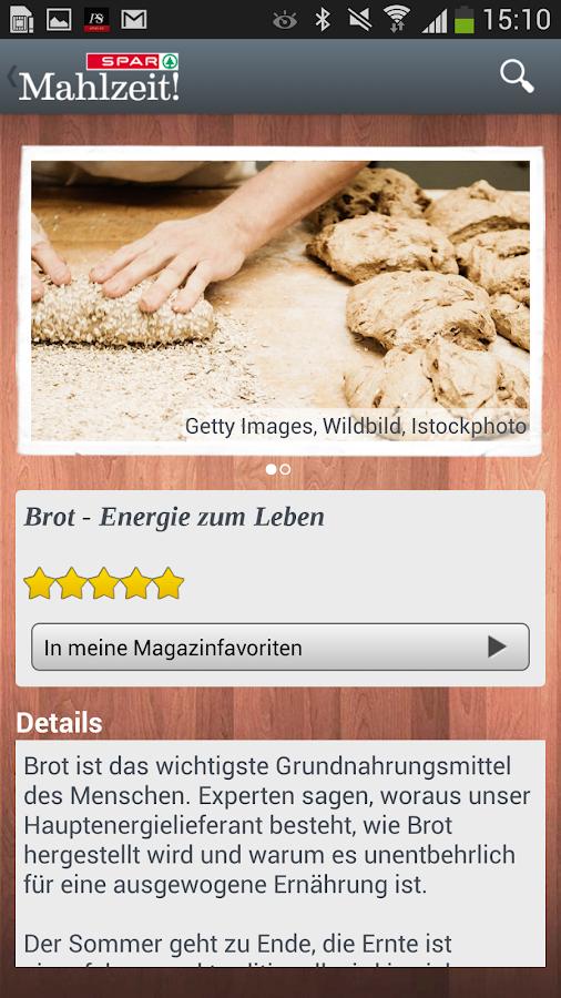 SPAR Mahlzeit! - screenshot
