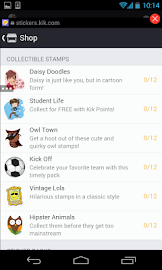 Kik Screenshot 3