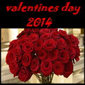 Valentines Day 2014 Wallpaper icon