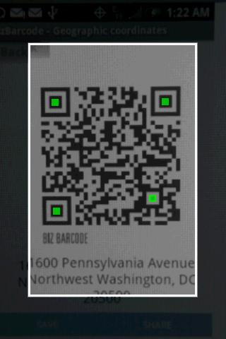 Biz Barcode - screenshot