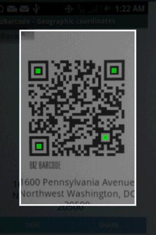 Biz Barcode - screenshot