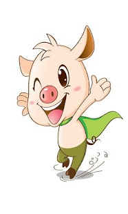 3D Pig Cartoon LWP - screenshot thumbnail