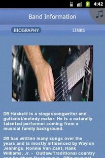 DB Hackett- screenshot thumbnail