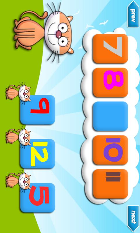 Kids Learning Numbers- screenshot