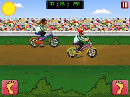 Screenshot of Track Cycling Masters Mayhem
