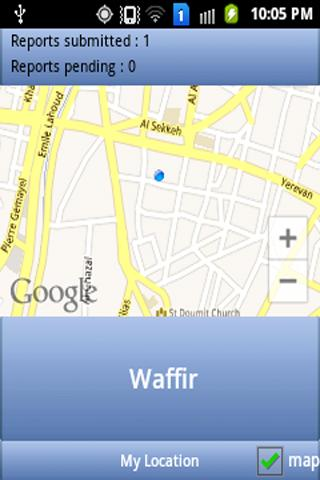 Waffir- screenshot