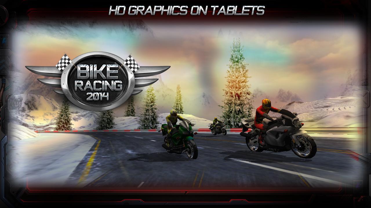 BIKE RACING 2014 - screenshot