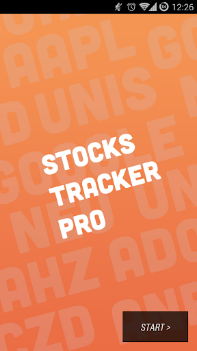 Stocks Tracker Pro