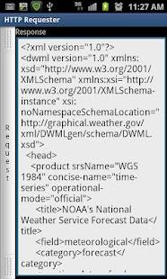 HTTP Requester- screenshot thumbnail