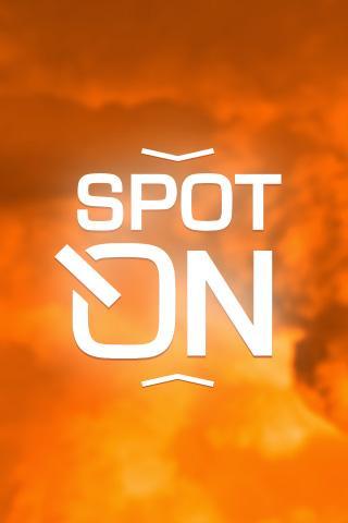 SpotOn video tracker