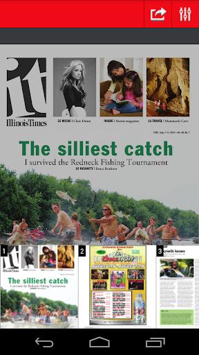 【免費新聞App】Illinois Times-APP點子