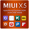 MIUI X5 HD Apex/Nova/ADW Theme icon