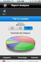 Screenshot of ExpensePoint