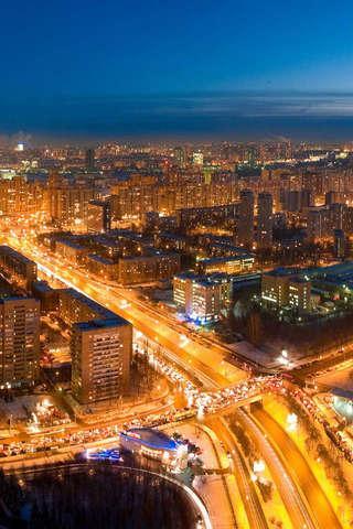 莫斯科風光拼圖