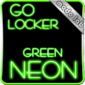 Green Neon GO Locker theme icon