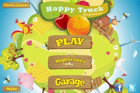 Happy Truck Explorer -- truck express racing game 3.19 screenshots 1