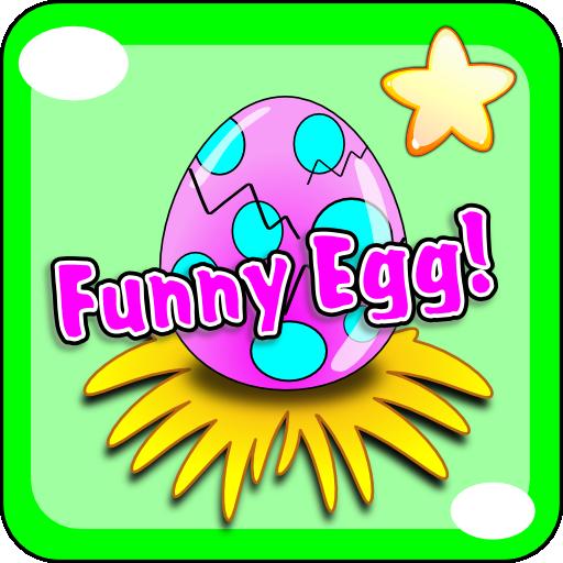 Funny Egg! 休閒 LOGO-阿達玩APP
