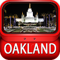 Oakland Offline Map Guide icon