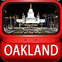Oakland Offline Map Guide
