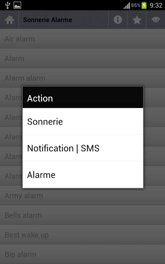 Morning alarm ringtones - screenshot