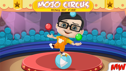 玩免費冒險APP|下載MoJo Circus - Kids - FREE app不用錢|硬是要APP