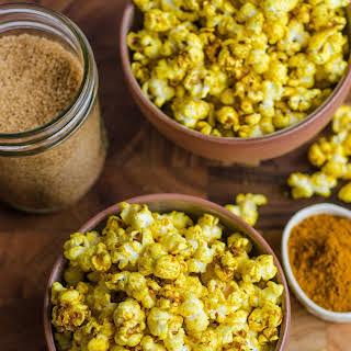 Sweet Salty Popcorn Recipes.