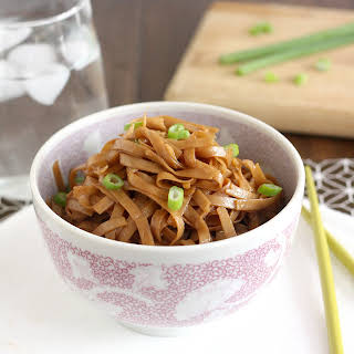Simple Sesame Noodles.