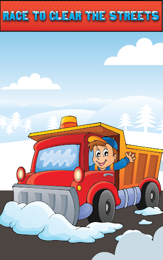 Snow Plow Truck Driver FREE
