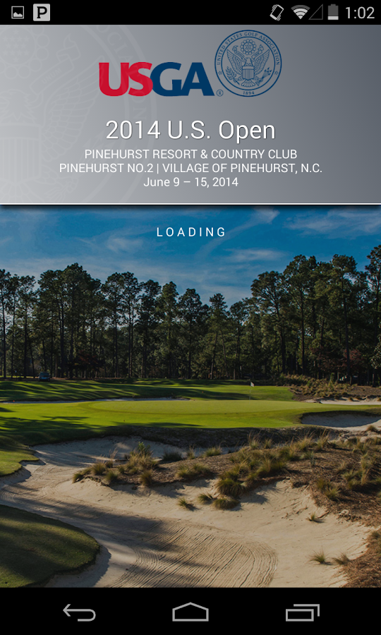 U.S. Open Golf Championship - screenshot