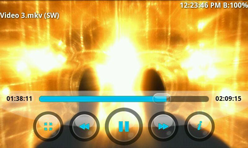 BSPlayer FREE - screenshot
