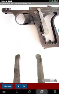 LE FRANCAIS pistols explained- screenshot thumbnail