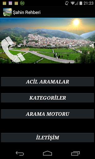 Şahin Rehberi