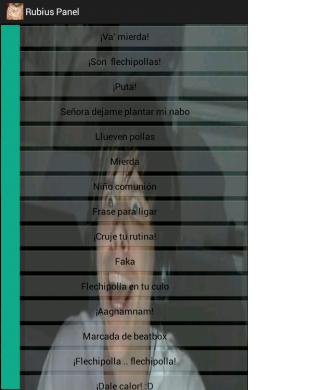 Rubius Panel