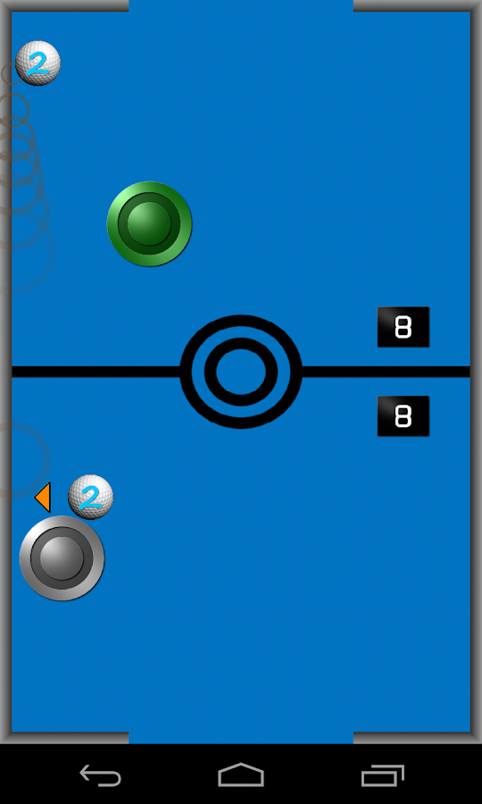 Air Hockey Madness- screenshot