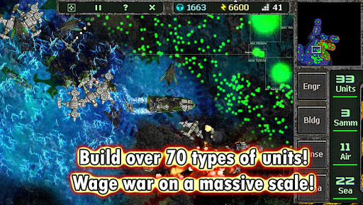 Land Air Sea Warfare RTS 1.0.16 androidappsheaven.com 2