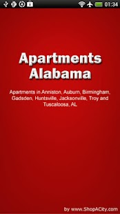 Apartments Alabama- screenshot thumbnail