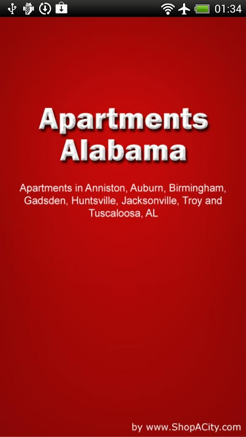 Apartments Alabama- screenshot