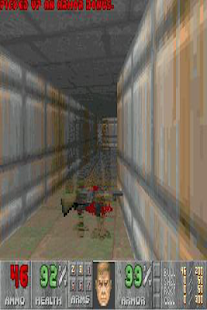 Prboom Doom - screenshot thumbnail