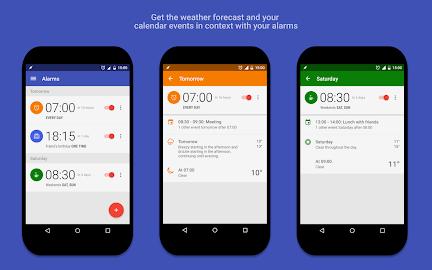 AlarmPad - Alarm Clock Free Screenshot 10