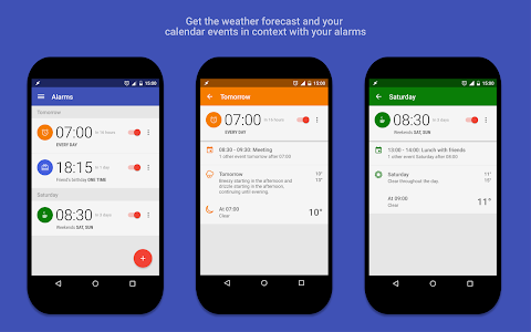 AlarmPad - Alarm Clock Free v1.8f