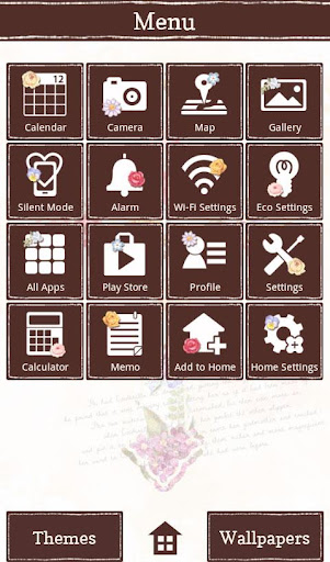 Cute Theme-Floral Cross- 1.0 Windows u7528 3