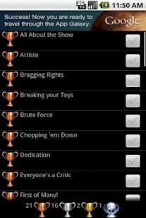 Trophies 4 UFC Undisputed 3