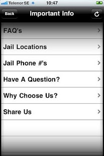 205 Bail Bonds - screenshot thumbnail